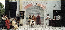 Elezione del primo Doge Paoluccio anafesto