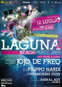 Laguna Beach Party a Eracleamare